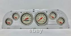 1960 1961 1962 1963 Chevy Truck 6 Gauge Dash Panel Insert Cluster Set Shark