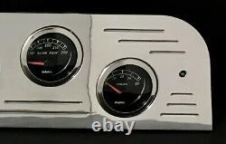 1967 1968 1969 1970 1971 1972 Ford Truck 6 Gauge GPS Dash Cluster Black
