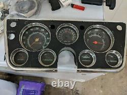 1967-1972 Chevrolet GMC Pickup Truck Gauge Tach Dash Cluster Tachometer Blazer
