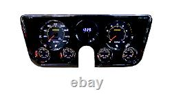 1967-1972 Chevy Truck Analog Gauge Cluster Dash Made In USA Lifetime Warranty