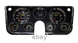 1967-1972 Chevy Truck Analog Gauges Cluster Dash Panel By Intellitronix USA Made