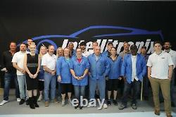 1967-1972 Chevy Truck Digital Dash Panel Gauge Cluster BLUE LEDs Intellitronix