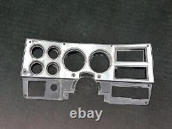 1970s 80s Chevy GMC Truck Blazer C/K Jimmy K5 Square Body Dash Bezel 15647049