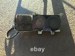 1973 1987 Original GM Chevy 100 MPH Truck Dash Cluster Rare VACUUM Gauge