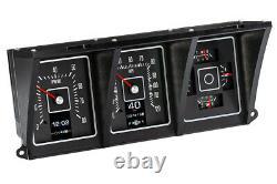 1973-79 Ford F100 F150 BRONCO Truck Pickup Dakota Digital RTX LED Gauge Kit