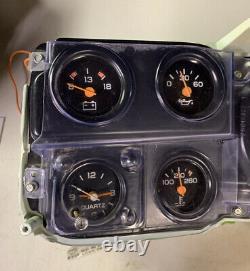 1973-87 Chevy/GMC Truck Suburban Blazer Jimmy Gauge Cluster Clock 1981 82 83 84