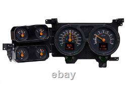 1979-87 Chevy C10 K10 K5 Truck Retrotech Dakota Digital RTX Custom Gauge Kit