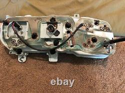 1981 1987 Chevy 85 MPH Tach Truck Dash Cluster Rare Gauge Tachometer Vacuum