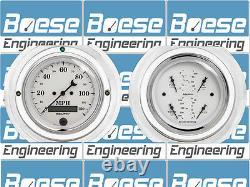51-52 Ford Truck Billet Aluminum Gauge Panel Dash Insert Instrument Cluster