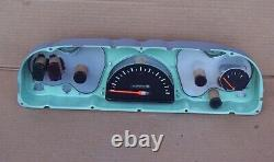 60 61 62 63 Chevy Truck Dash Cluster Warning Idiot Light Restored 1960 1963 1961