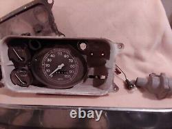 67-72 FORD TRUCK F600 F500 F250 F100 Dash Cluster Instrument Cluster bumpside