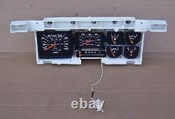 80 84 85 86 Ford F150 Truck Bronco Tachometer Dash Instrument Gauge Cluster 1986