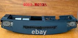 88-94 Chevy GMC Trucks DASHBOARD DASH CORE FRAME MOUNT with Defect Navy BLUE