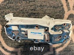 90-91 Chevy GMC Truck Suburban Blazer K5 K10 Gauge Cluster Electric LS SWAP C10