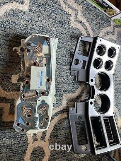 90-91 Chevy GMC Truck Suburban LS SWAP Truck Gauge electric Cluster & Bezel C10