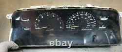 92-94 Toyota 4RUNNER AUTO TRUCK AT Dash V6 SR5 Gauge Cluster Speedometer 208K 3