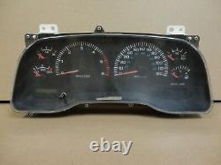98-01 02 Dodge Ram Pickup Truck V10 8.0 Speedometer Dash Gauge Cluster Tach