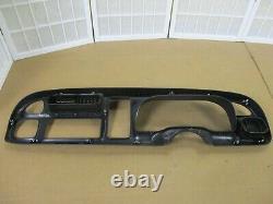 98-02 Dodge Ram Pickup Truck OEM Gauge Cluster Bezel Speedometer Interior Dash