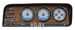 Dakota Digital 1973-85 Jeep Wagoneer J-Truck Analog Gauge System VHX-73J-WAG-S-B