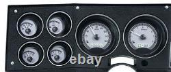 Dakota Digital 1973-87 Chevy GMC Pickup Truck Analog Gauge System VHX-73C-PU-S-W
