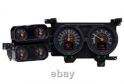 Dakota Digital 1979-87 Chevy Pickup Retrotech Analog Gauge System RTX-79C-PU-X