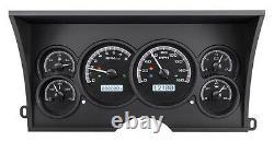 Dakota Digital 88-94 Chevy GMC Pickup Truck Analog Gauge System VHX-88C-PU-K-W