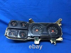 Dash Gauge Cluster with Tachometer Chevy GMC Truck 1976 1977 K5 Blazer Suburban