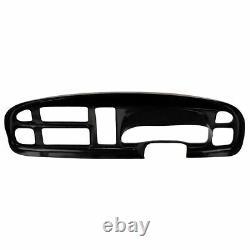 Dash Instrument Cluster Bezel Cap 3.5 lip for 98-01 Dodge Ram Truck 1500 2500