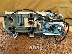 GM 1973 1987 Chevy 85 MPH Tach Tachometer Truck Dash Gauge Cluster C10