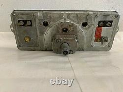 NOS GMC Truck Dash Gauge Cluster 1940 1946 Instrument Panel Pickup