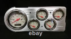 1948 1949 1950 Ford Truck 5 Gauge Dash Cluster Shark
