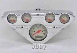 1955 1956 1957 1958 1959 Chevy Truck 5 Gauge Dash Cluster Shark
