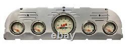 1960 1961 1962 1963 Chevy Truck 5 Gauge Dash Panel Insert Cluster Set Shark