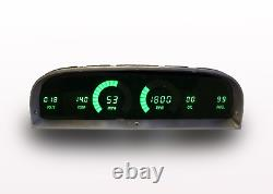 1960-1963 Chevy Truck Digital Dash Panel Gauge Cluster Green Led Made In The USA