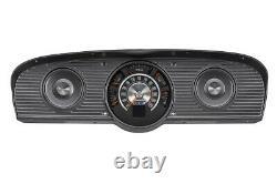 1961-1966 Ford F100 Camionnette Dakota Digital Retrotech Rtx Led Dash Kit De Jauge