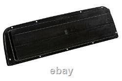 1964-66 Chevy C10 Truck Black Alloy Dakota Digital Rtx Retrotech Sweep Gauge Kit