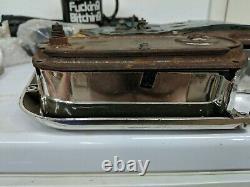 1967-1972 Chevrolet Gmc Pickup Truck Gauge Tach Dash Cluster Tachymètre Blazer