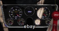 1967-1972 Chevy Truck Analog Gauge Cluster Dash Fabriqué Aux États-unis Garantie À Vie