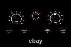1967-72 Chevy Truck C10 Dakota Digital Gauges Rtx Dash Gauge Kit Blazer In Stock
