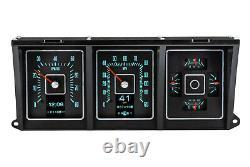 1973 1979 Ford Camion Dash Gauge Cluster Dakota Digital Rtx Rétro Jauges Iphone