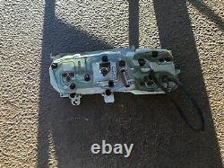 1973 1987 Original Gm Chevy 100 Mph Camion Dash Cluster Rare Vacuum Gauge