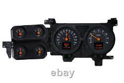 1973-75 Chevy C10 K10 K5 Truck Retrotech Dakota Digital Rtx Led Dash Gauge Kit