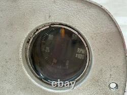 1975-1980 Dodge Truck Tach In Dash Tachometer & Lunette Instrument Cluster Gauge