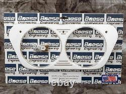 53 54 55 Ford Truck Billet Aluminium Gauge Panel Dash Insert Instrument Cluster