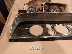 67-72 Ford Truck F600 F500 F250 F100 Dash Cluster Instrument Cluster Bumpside