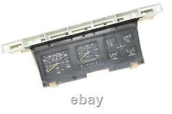80-86 Ford F150 F250 Bronco Instrument Cluster Tach Speedomètre Oem Dash Gauge