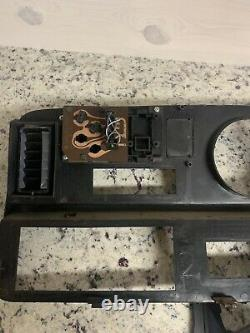81 93 Dodge Ram D150 D250 D350 Instruments Cluster Dash Bezel Trim Oem