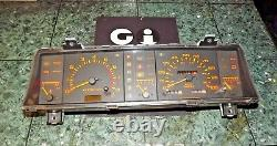86-89 D21 Rare Nissan Hardbody Camion Pathfinder Se Jauge De Bord Groupe D'instruments