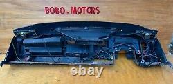 88-94 Chevy Gmc Trucks Dashboard Dash Core Cadre Mount Avec Défectuosité Navy Blue