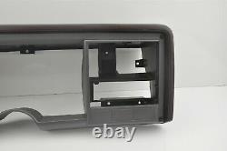 88-94 Gmc Suburban Chevy Truck 1500 2500 K C Dash Lunette Disjoncteur D'aération